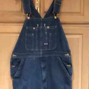 Big smith carpenter overalls